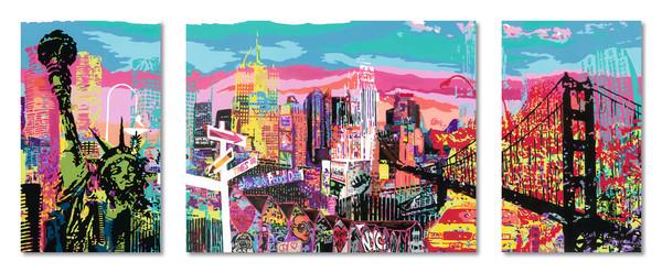 New York Malen Nach Zahlen Katalog