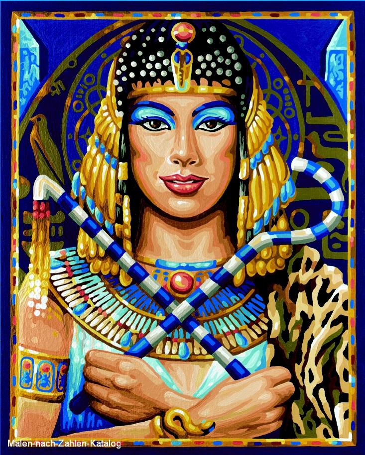 Schipper Malen nach Zahlen - Cleopatra